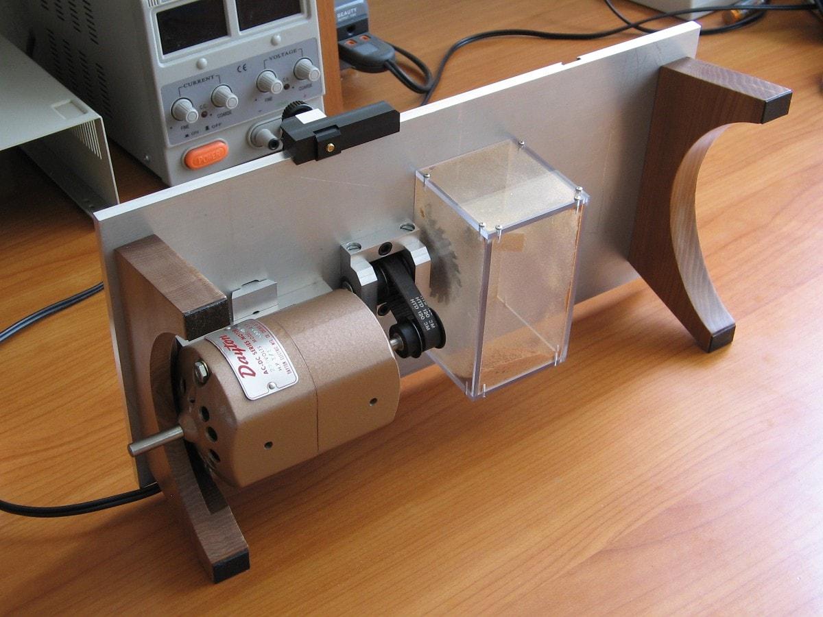 Модернизация циркулярной пилы своими руками