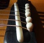 Строй гитары. Компенсация