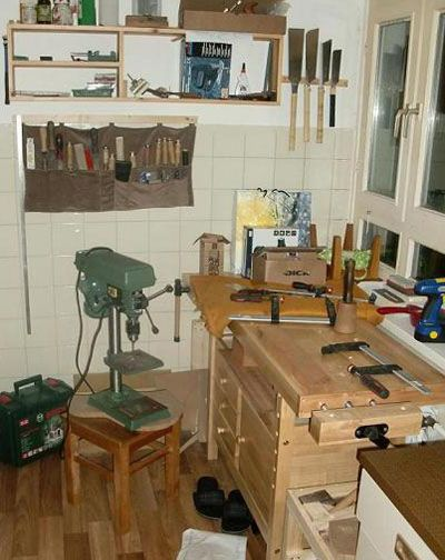 Гитарная мастерская у вас дома
