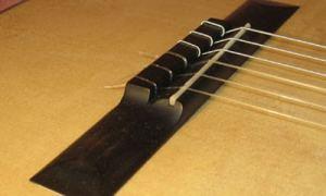 Изготовление подставки для классической гитары