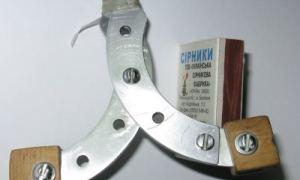 Распорки для приклейки пружин в целом корпусе