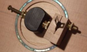 Рейсмус круговой для розетки и звукового отверстия