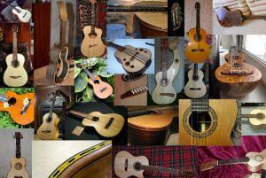 Высота струн на готовой гитаре: настройка и ремонт