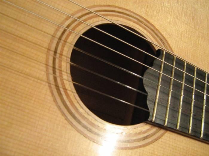 Вот так сделать гитару. Дека из ели. (Моторист)